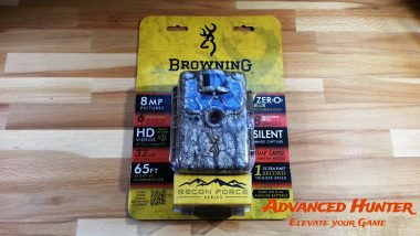 Browning Recon Force BTC-2 Front Box