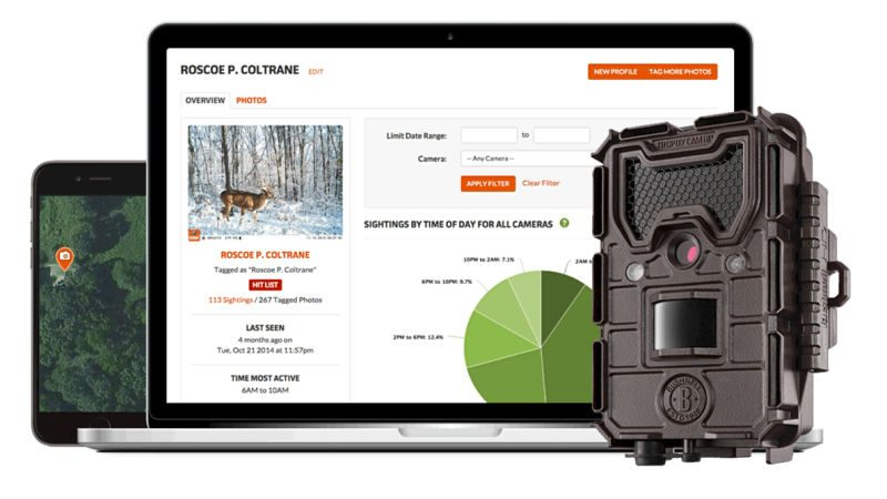 Trail Camera Management Software