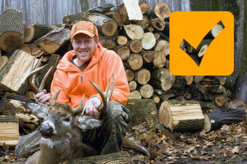 Deer Hunting Checklist