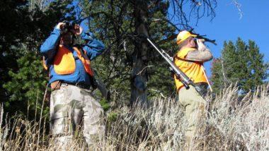 Top Hunting Binocular Harness