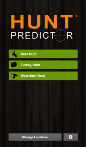 Hunt Predictor