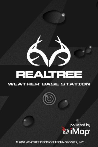Realtree Weather Base Station