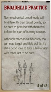 RealTree archery Tips