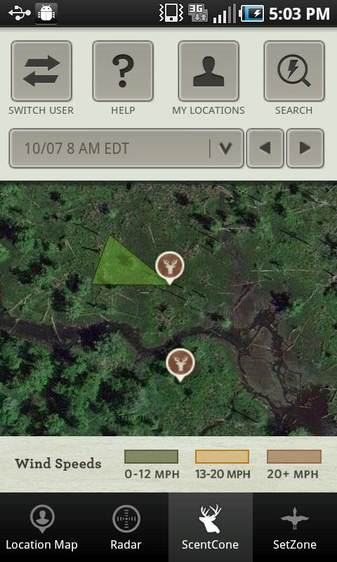 Hunting Map Apps For Iphone