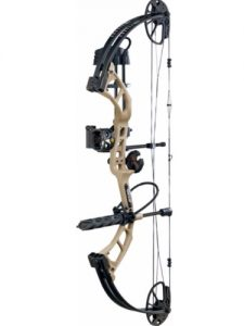 Bear Cruzer RTH Bow Package Sand
