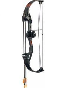 Bear Youth Brave Bow Package