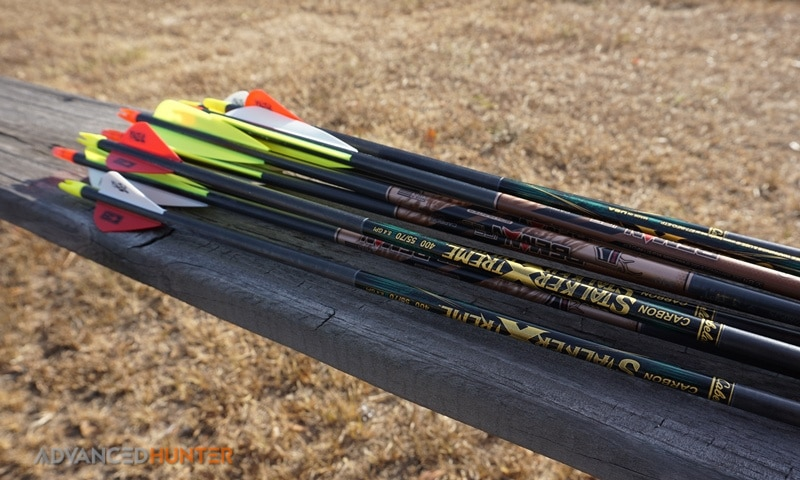 10 Best Carbon Arrows for Hunting (2019 Reviews) • Advanced Hunter