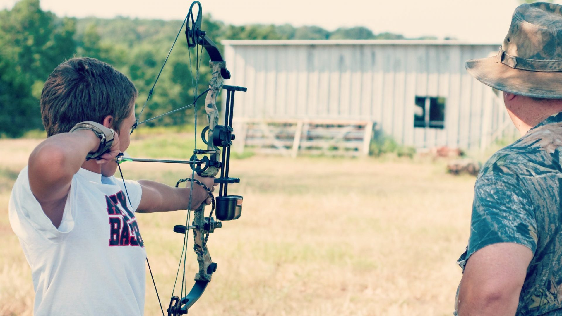 Best Youth Compound Bows for 2019 • Advanced Hunter