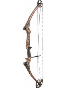 Genesis Camo Compound Bow
