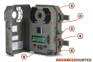 Stealth Cam G42NG Features