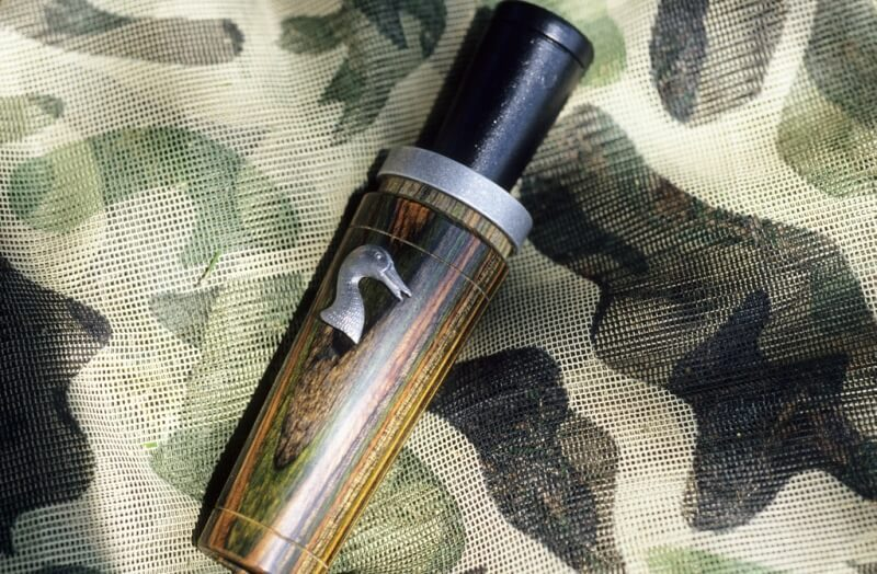 Duck Calls for Beginners