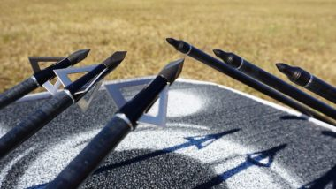 Broadheads vs Field Points