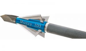 Muzzy 4 Blade