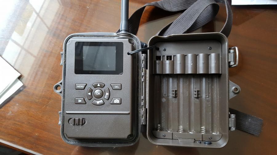 Cellular Trail Camera