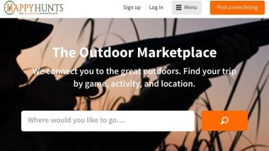 Happy Hunts - Outdoor Marketplace