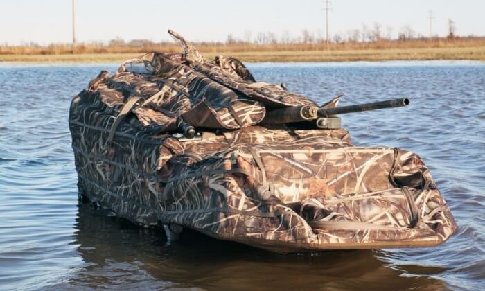 Best Boat Blind Design