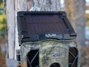 Spypoint Solar Review - Solar Panel
