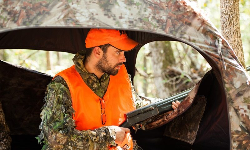 Ground Blind Hunting Tips for Deer and Turkey