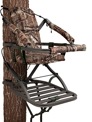 Best Tree Stands 2018 Lightweight Climbing Ladder Amp Hang