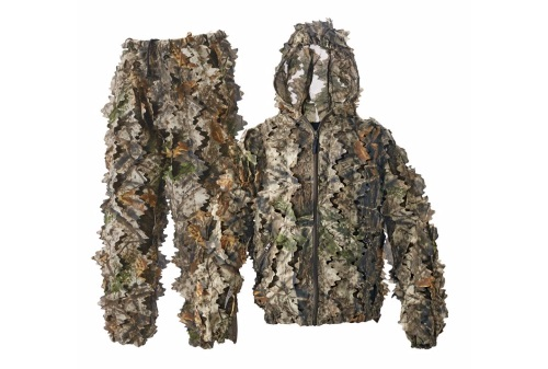 c22a7503a66d6 Gain the Edge with the Best 3D Leafy Camo for Hunting • Advanced Hunter