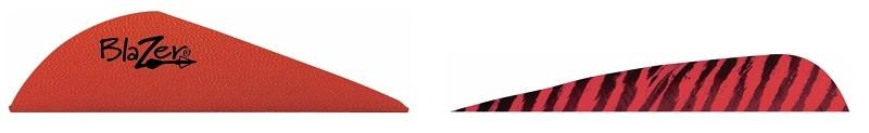 Fletching Feathers vs Vanes