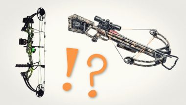 Compound Bow vs Crossbow